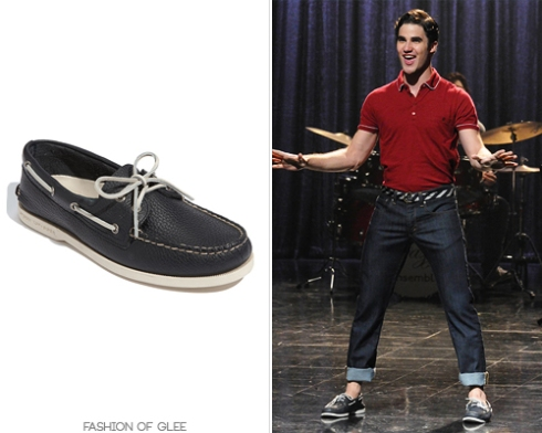 glee sperry
