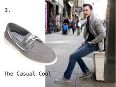 the casual cool sperry